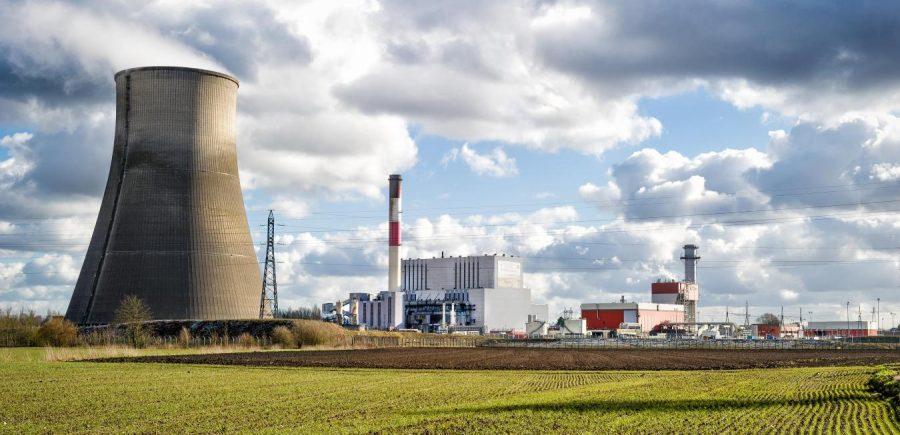 Nouveau centre d'information pour la centrale d'EDF Bouchain