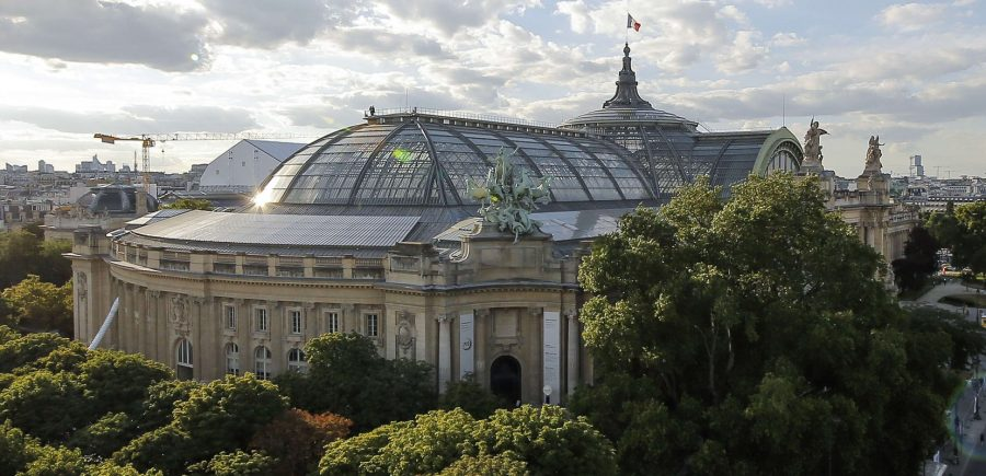 Le Grand Palais passe au BIM