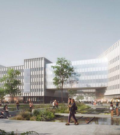 Le tout nouveau Pôle Biologie, Pharmacie et Chimie de Paris Saclay