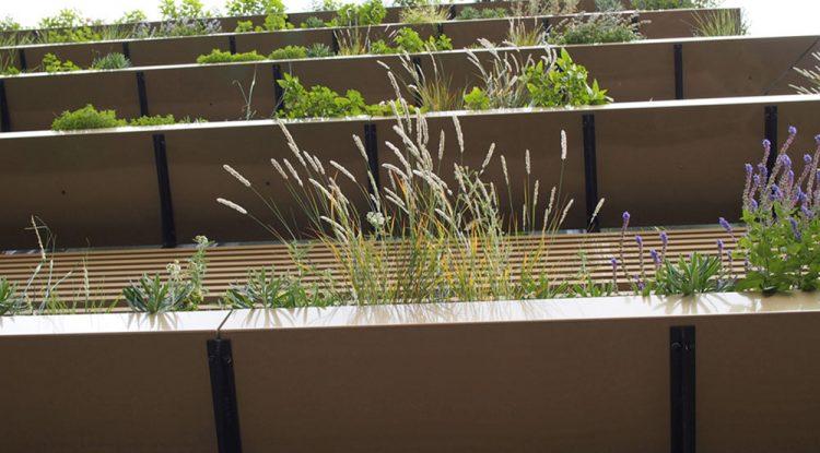 """Le végétal à l'honneur pour l'immeuble """"Les Horizons"""""""