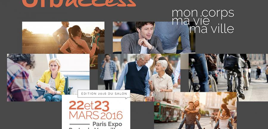 Citae partenaire d'Urbaccess 2016