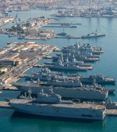 Base Navale de Toulon, un nouveau challenge relevé par Citae !