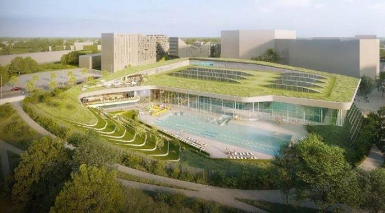 La future piscine olympique de Lille, bientôt une des plus modernes de France ?