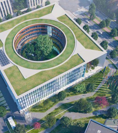 La Métropole de Lyon fait appel à Citae pour son nouveau centre de recherche !