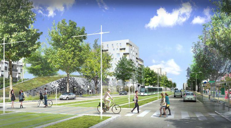 Un nouvel écoquartier dynamique et moderne  à Vitry-sur Seine !