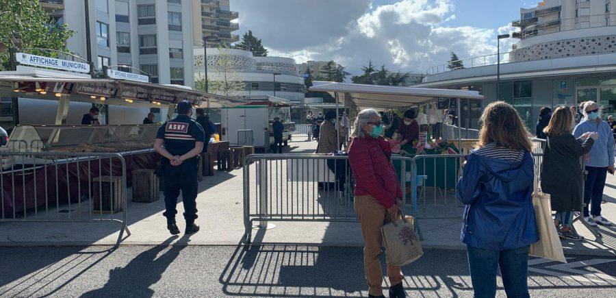 Déconfinement   Accompagnement de la ville de Saint-Germain-en-Laye dans la réouverture de ses marchés