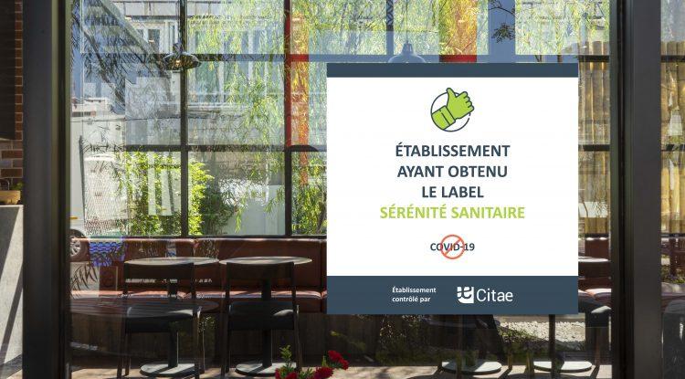 Label Sérénité Sanitaire : Garantissez la bonne réouverture de vos établissements