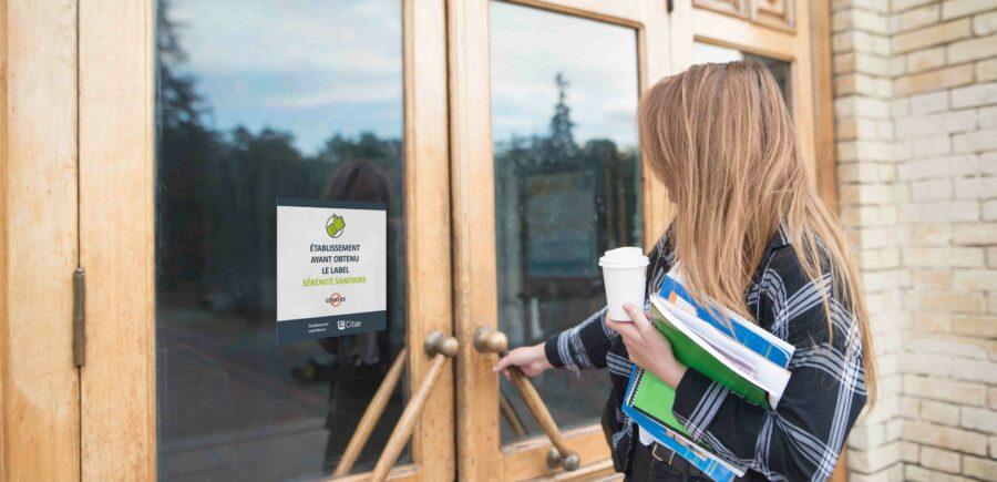 Label Sérénité Sanitaire : Rassurez les usagers de vos établissements avec Citae