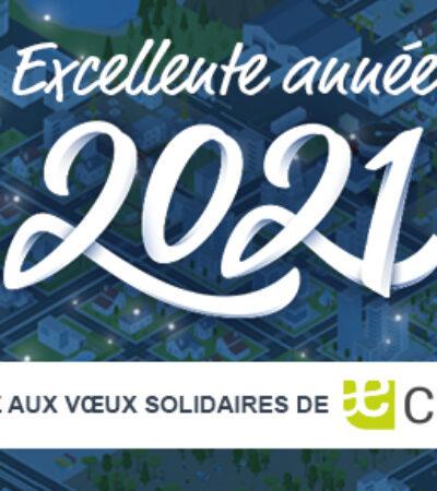 Toute l'équipe de Citae vous souhaite une excellente année 2021 ! ⭐