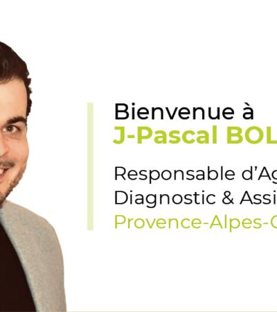 Jean-Pascal Bollier nouveau Responsable d'Agence Diagnostic & Assistance PACA