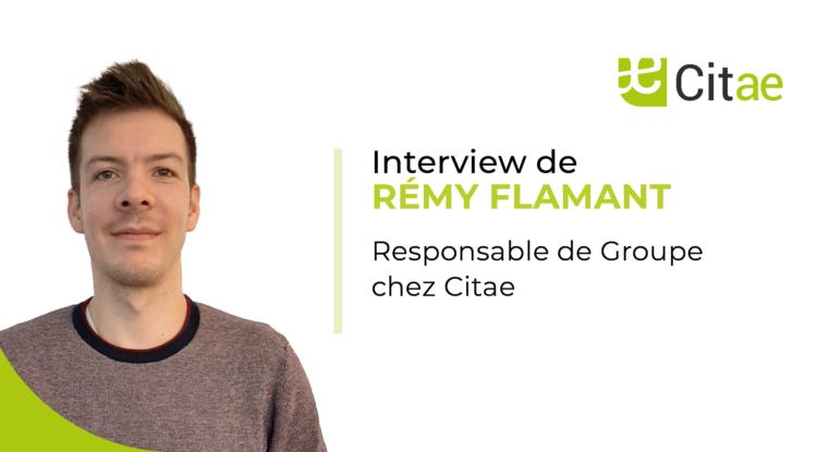 Interview de Rémy Flamant : Responsable de groupe diagnostic immobilier