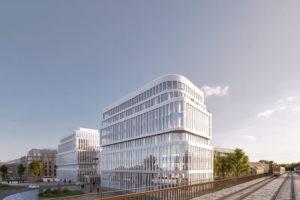 Clichy | Deux immeubles de bureaux certifiés HQE et BREEAM